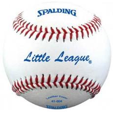 Spalding Little League World Series Baseballs, 41-002, dz
