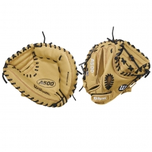 "Wilson 32"" A500 YOUTH Catcher's Mitt, WTA05RB18CM"
