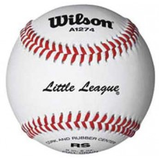 Wilson A1074BLL1 Little League Baseballs, dz