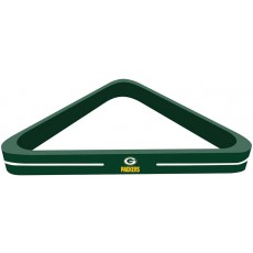 Green Bay Packers NFL Billiards Triangle Rack