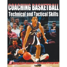 Coaching Basketball Technical & Tactical Skills, Book