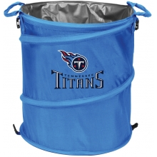 Tennessee Titans NFL Collapsible 3-in-1 Hamper/Cooler/Trashcan