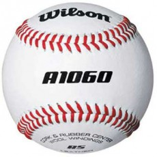 Wilson A1060 Youth Practice Baseballs, dz