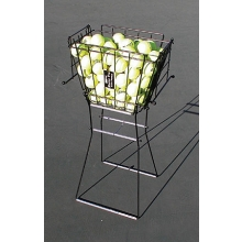 Oncourt CEMP100 Tennis Ball Stand-Up Hopper, 100 BALL