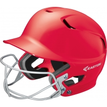 Easton Z5 Solid Batting Helmet w/ SB Facemask, JUNIOR