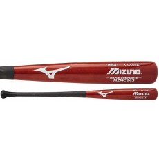 Mizuno MZMC243 Maple/Carbon Composite Baseball Bat, Chestnut