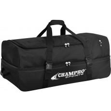 """Champro Umpire Equipment Bag, E51  30"""" x 16"""" x 14"""""""