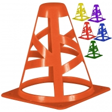 """Champro 12"""" Collapsible Cones"""
