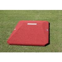Proper Pitch 418001 Junior Game Baseball Mound, CLAY, 5'4''W x 9'L x 6''H