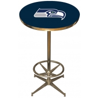 Seattle Seahawks NFL Pub Table