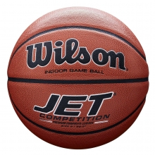 """Wilson WTB1050XB06 Jet Competition NFHS Basketball, WOMEN'S & YOUTH, 28.5"""""""
