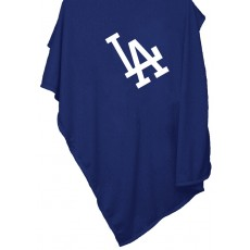 Los Angeles Dodgers Sweatshirt Blanket