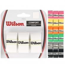 Wilson 3pk Pro Comfort Tennis Overgrip
