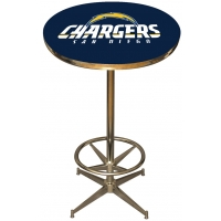 San Diego Chargers NFL Pub Table