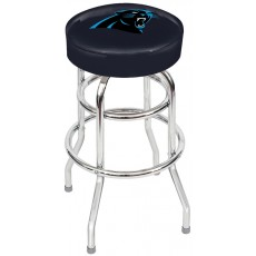"""Carolina Panthers NFL 30"""" Bar Stool"""