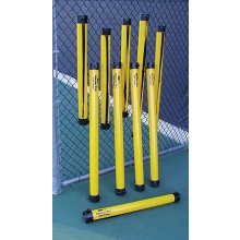 Oncourt Tennis Ball Tube, 15 BALL