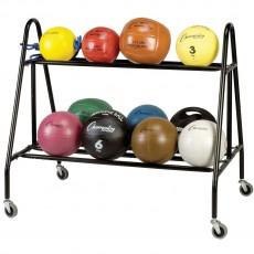 Champion MBR4 Medicine Ball Storage Cart Rack