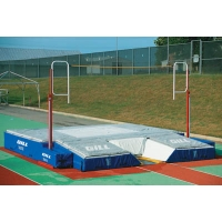 Gill VP310 High School Pole Vault Landing Pit Value Pack