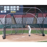 Jaypro BBLS-12 Little Slam Batting Cage