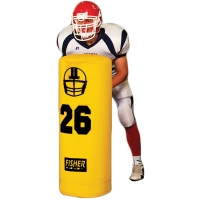 "Fisher SUD-4216 Stand up Football Dummy, 16"" Dia., 42""H"