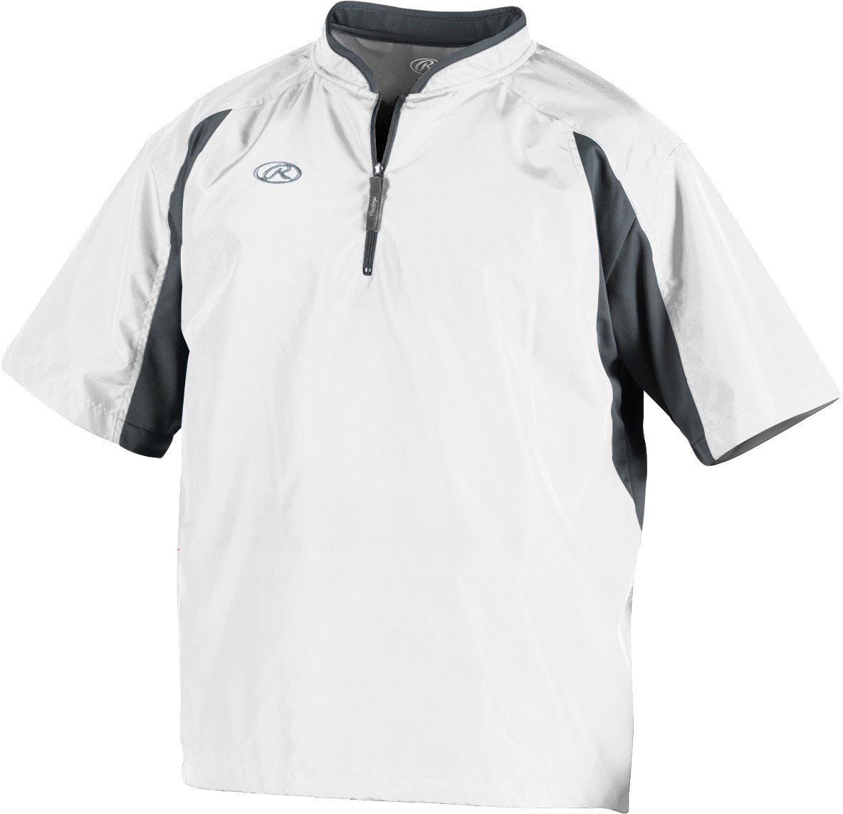 Rawlings TOCCJ Baseball Short Sleeve Cage Jacket
