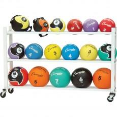 Champion MBR5 Deluxe Medicine Ball Cart Rack