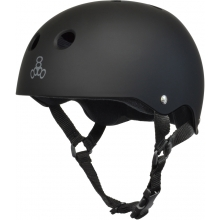 Triple Eight Brainsaver Helmet w/ Sweatsaver Liner
