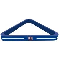 New York Giants NFL Billiards Triangle Rack