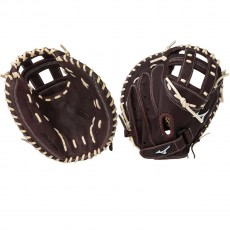 Mizuno GXS90F2 Franchise Fastpitch Catcher's Mitt, 34""