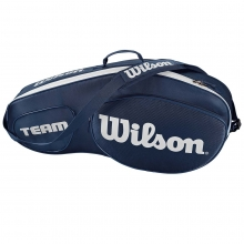 Wilson Team III 3 Pack Blue Tennis Bag
