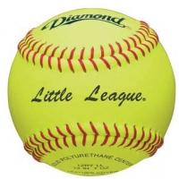 "Diamond 12RYSCLL 47/375 12"" Little League Fastpitch Softballs, dz"