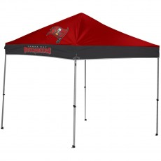 Tampa Bay Buccaneers NFL 9x9 Straight Leg Canopy