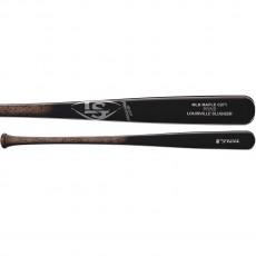 Louisville Slugger C271 Prime Miner Maple Wood Baseball Bat, Fade Black/Grey, WTLWPM271C17