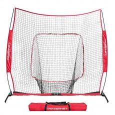 POWERNET XLP PRO 8' x 8' Pop Up Hitting Net