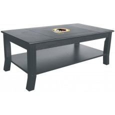 Washington Redskins NFL Hardwood Coffee Table