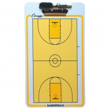 Champion Basketball Dry-Erase Coaching Board, CBBK