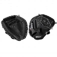 """Wilson 32.5"""" A360 Youth Baseball Catcher's Mitt"""