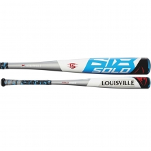 2018 Louisville Solo 618 -3 BBCOR Baseball Bat, WTLBBS618B3