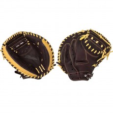 Mizuno GXC90B2 Franchise Baseball Catcher's Mitt, 33.5""