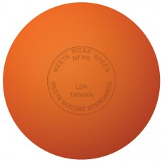 Champro Official Lacrosse Ball w/ NOCSAE Stamp, Orange (dz)