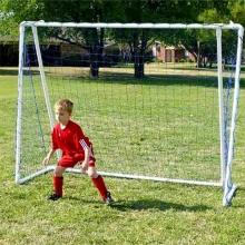 Funnets PVC Youth Soccer Goal, 6' x 8'