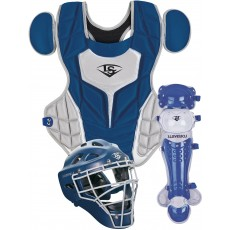 Louisville Slugger Series 5 Catcher's Equipment Set, INTERMEDIATE, Age 13-15