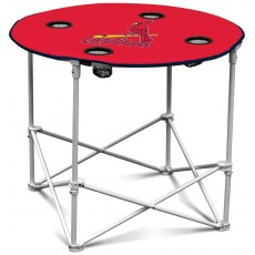 St. Louis Cardinals MLB Pop-Up/Folding Round Table