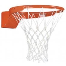 "Porter 22302 Powr-Flex Breakaway Basketball Goal, 5"" x 4"" Hole Pattern"