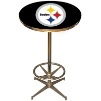 Pittsburgh Steelers NFL Pub Table