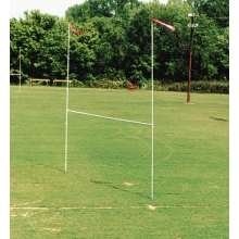Fisher 6000HGH H-Frame High School Football Goal Post