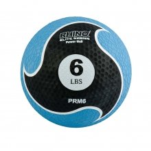 Champion PRM6 Rhino Elite Medicine Ball, 6 lbs