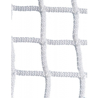 Champion Official Lacrosse Nets, White, 5mm (pr)