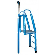 Jaypro VRS-3000 Attached Volleyball Referee Stand