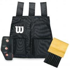 Wilson Umpire Brush, Indicator & Bag Kit